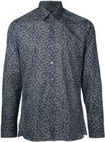 Lanvin paisley-print shirt