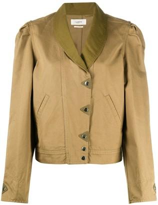 Etoile Isabel Marant Canvas Jacket