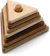 Kaufmann Mercantile Hardwood Triangle Stacker