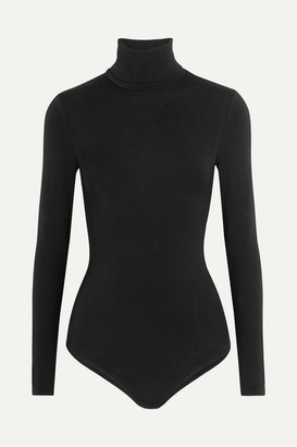 Wolford Colorado Thong Bodysuit - Black