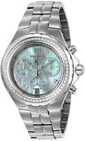 Technomarine Silvertone Eva Longoria Bracelet Watch