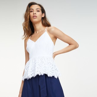 Tommy Hilfiger Strappy Lace Top