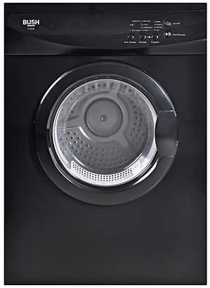 Bush V7SDB 7KG Vented Tumble Dryer - Black
