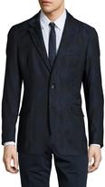 Robert Graham Men's Albert Bridge Wool Sportcoat