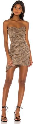 Majorelle Finch Mini Dress