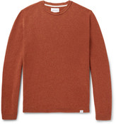 Norse Projects - Sigfred Brushed-wool Sweater