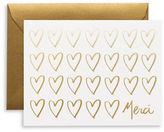 Rifle Paper Co. Merci Hearts Card Set