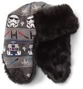 Gap   Star Wars fair isle trapper hat