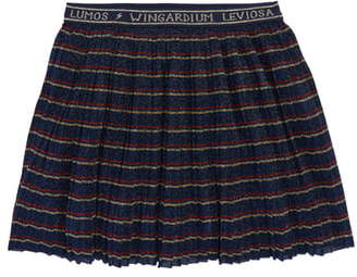 Boden Mini Harry Potter Spell Sparkle Skirt