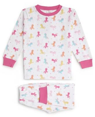 Kissy Kissy Unicorn Print Long-Sleeve Pyjamas (2-6 Years)