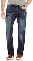 Buffalo David Bitton Driven-X Relaxed Straight-Leg Jeans