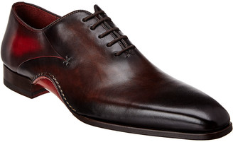 Magnanni Bowery Leather Oxford