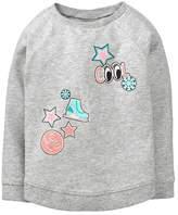 Crazy 8 Emoji Pullover