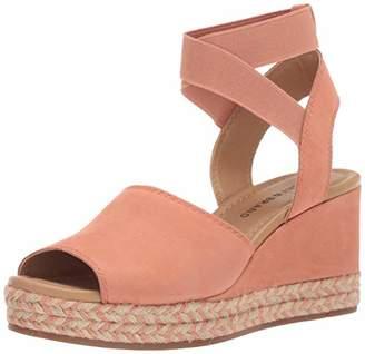 Lucky Brand Women's BETTANIE Espadrille Wedge Sandal