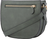 Warehouse Square Casual Cross Body Bag, Khaki