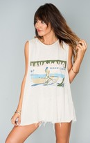 MUMU Mikey Muscle Tank ~ Lava Lava Beach Club Graphic