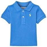Ralph Lauren Blue Classic Polo