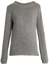 Vanessa Bruno Galzi wool and cashmere-blend sweater