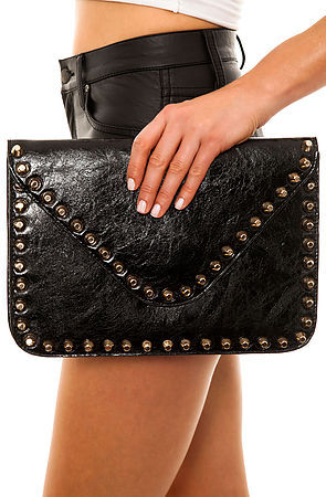 Urban Expressions The Electra Envelope Clutch