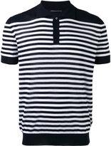 Ermanno Scervino striped polo shirt