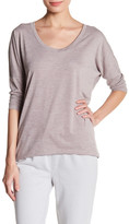 Alternative Dolman 3/4 Length Sleeve Tee