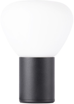 Lambert and Fils Black Adrien Rovero Edition Parc 01 Lamp, CA/US