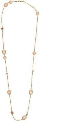 Brumani 18kt rose gold Baoba diamond, quartz, topaz and sapphire necklace