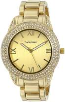 Vernier Women's VNR11165YG Analog Display Japanese Quartz Watch