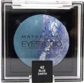 Maybelline EyeStudio Color Cosmos Marbleised Baked Duo Eyeshadow 42 Blue Earth by