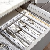Crate & Barrel Madesmart ® Clear Drawer Organizer