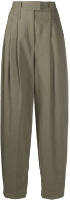 Jejia Oversized Tapered Trousers