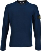 Stone Island Arm Patch Sweater