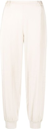 Dorothee Schumacher Slouchy Cool track pants