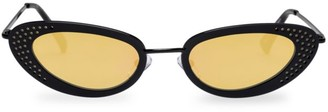 Cat Eye 62MM The Royale Cat-Eye Sunglasses