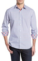 Tailorbyrd Men's Angia Print Sport Shirt