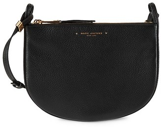 Marc Jacobs Supple Group Leather Crossbody Bag