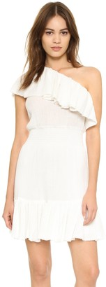 Rebecca Taylor Women's Shoulder Gauze Dress