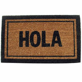 Asstd National Brand Hola Rectangle Doormat - 18X30
