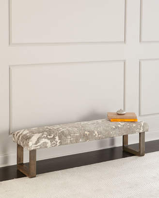 Dexter Interlude Home Kilim Bench