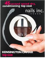 Nails Inc Kensington Caviar 45 Second Top Coat