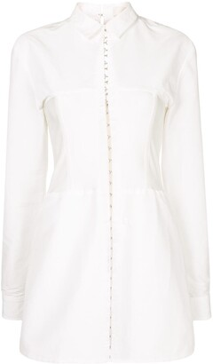 Dion Lee Corseted Shirt