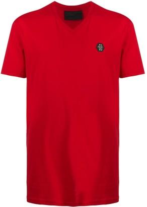 Philipp Plein King Plein-print cotton T-shirt
