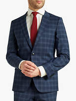 HUGO BOSS HUGO by Hugo Boss Getlin Prince of Wales Check Slim Fit Suit Jacket, Navy