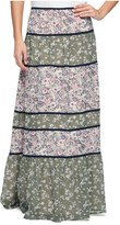 Juicy Couture Riviera Blossoms Maxi Skirt