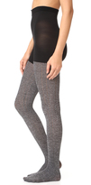 Spanx Cozy Cable Knit Tights