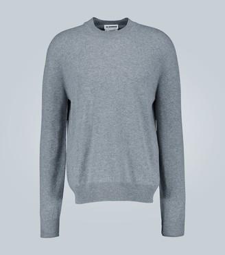 Jil Sander Crew neck cashmere sweater