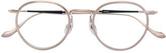Matsuda Round Glasses