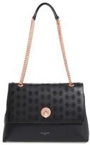 Ted Baker Leather Shoulder Bag - Black