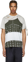 J.W.Anderson SSENSE Exclusive Grey Kelly Beeman Edition Single Knot T-Shirt