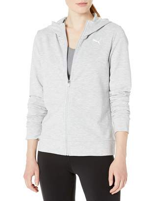 Puma Women's Modern Sport Full Zip Logo Hoody